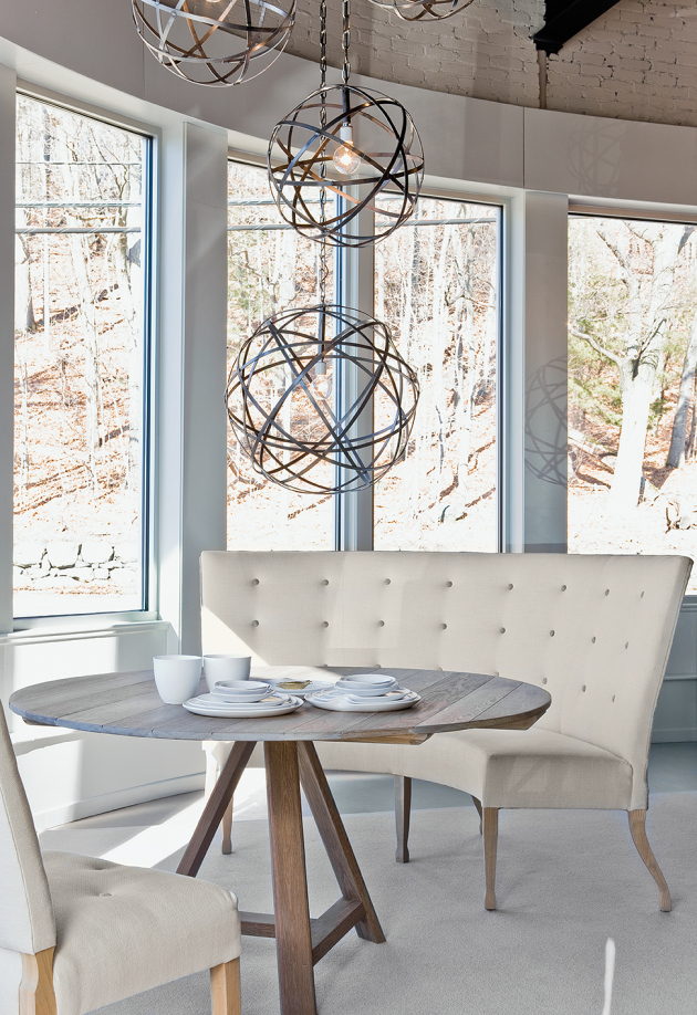 Fermette Round Dining Table