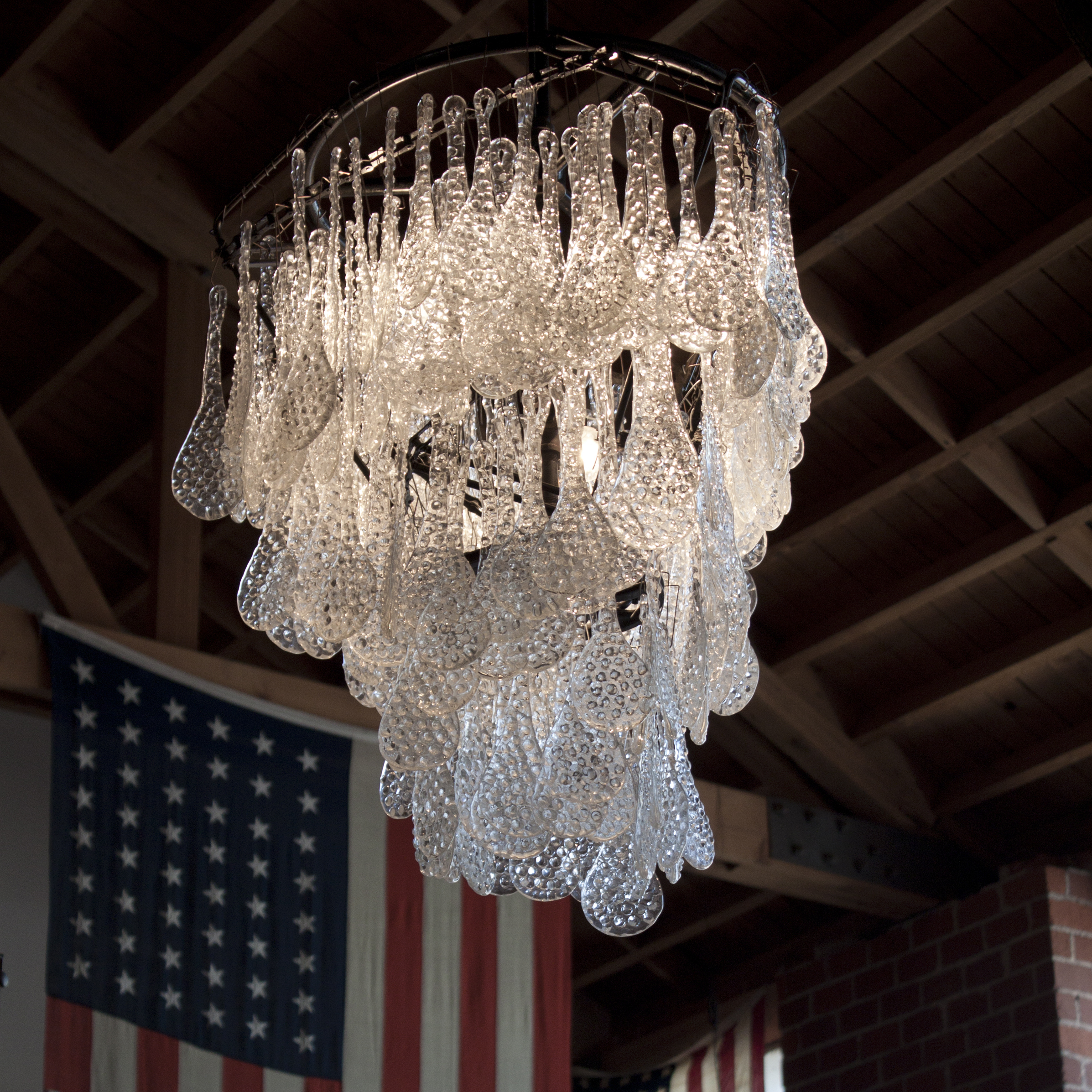 A Chandelier Fit For Royalty Artefact Home Garden