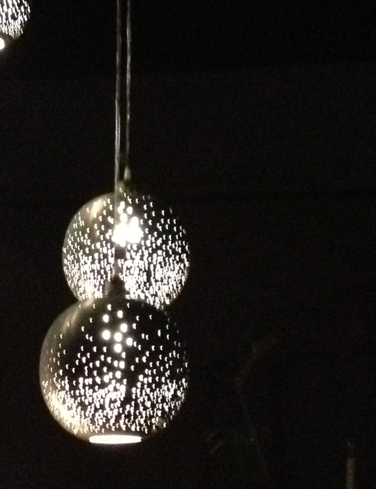 constellation lights - great mood lighting