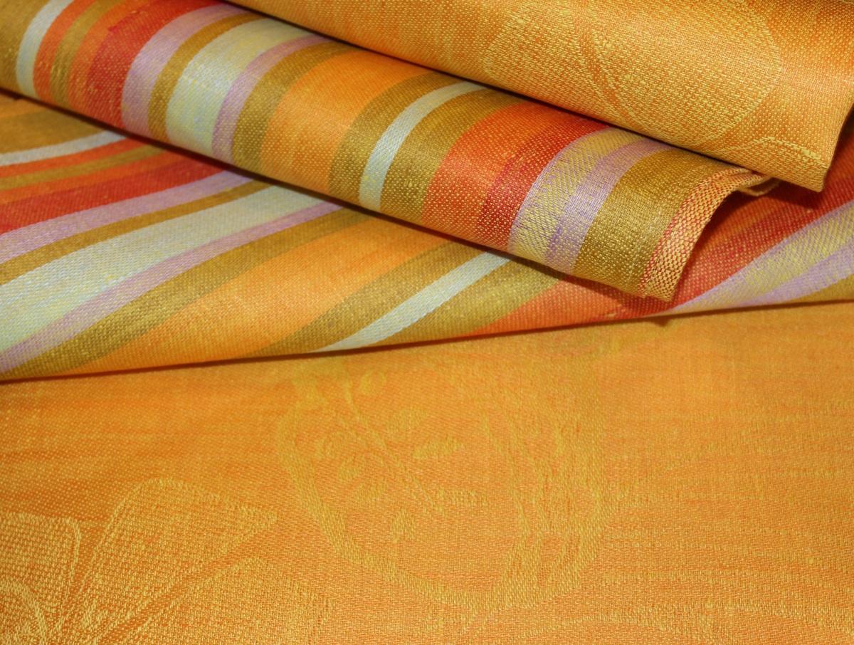 100% linen tea towels (make fantastic oversized dinner napkins)