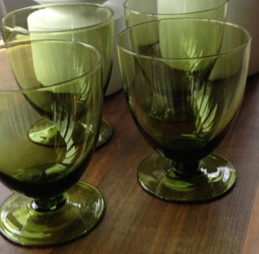 Fat Green Glasses 120712