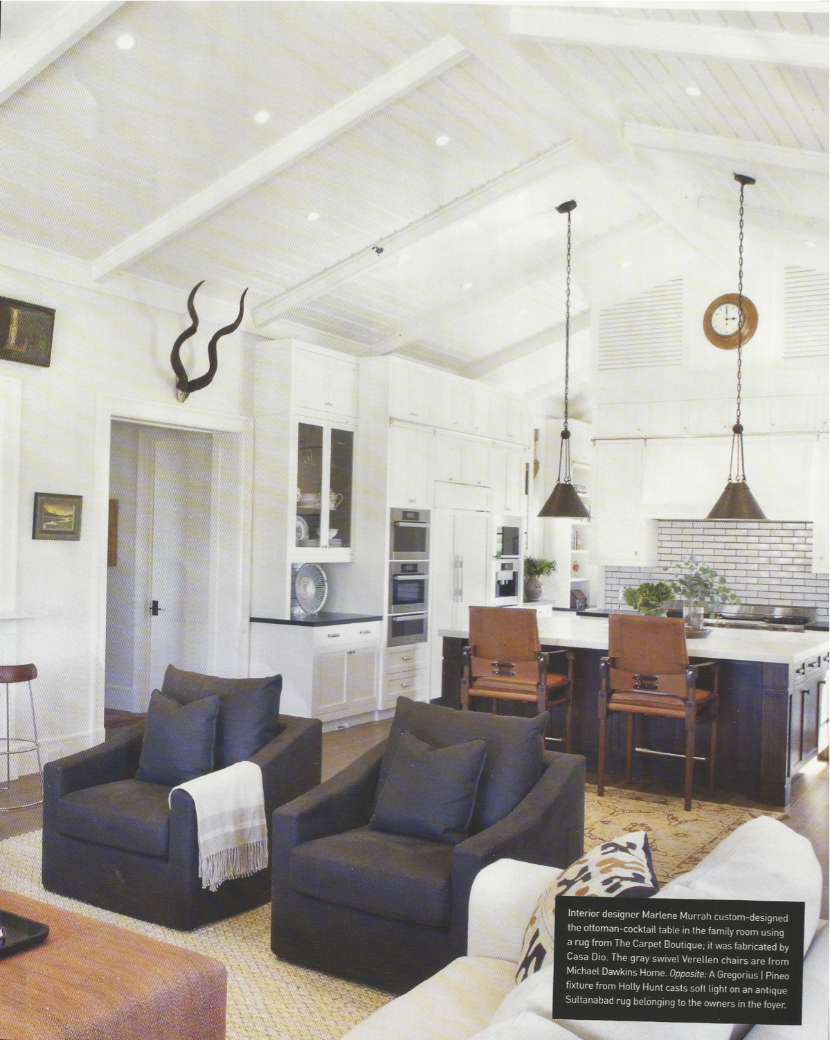 duke club swivel chair verellen luxe interiors magazine