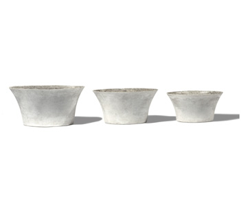 modern shaped bowls pennoyer newman