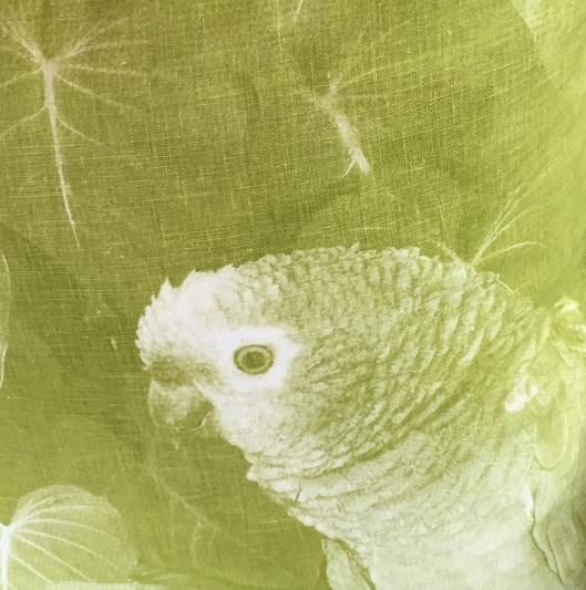 pillow-green-linen-lime-bird-artefacthome