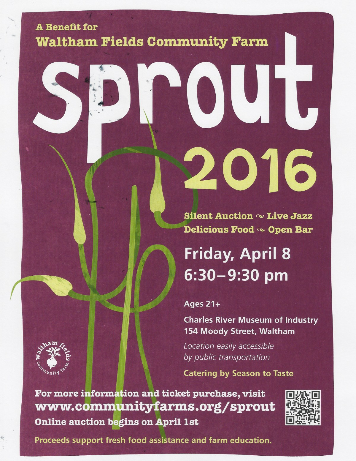 SPROUT 2016