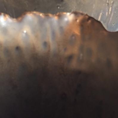 vase pyrite metallic detail3 artefact