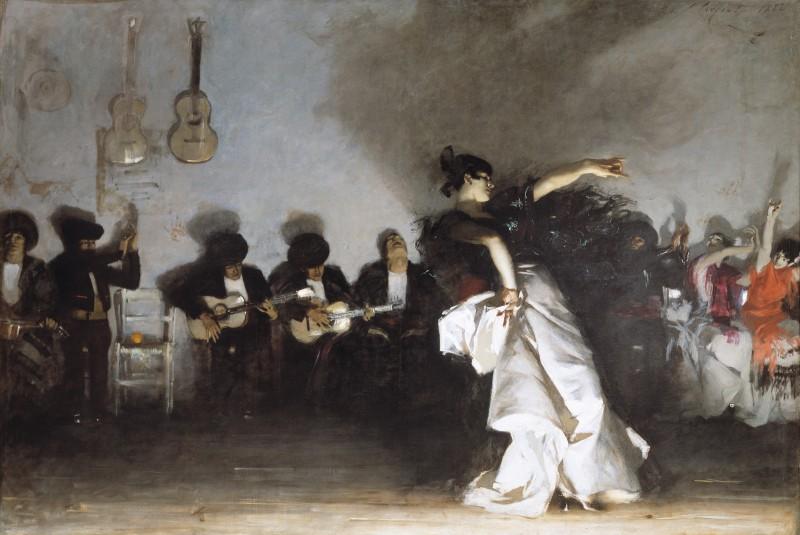 'el jaleo'-john-singer-sargent-isabella-stewart-gardner