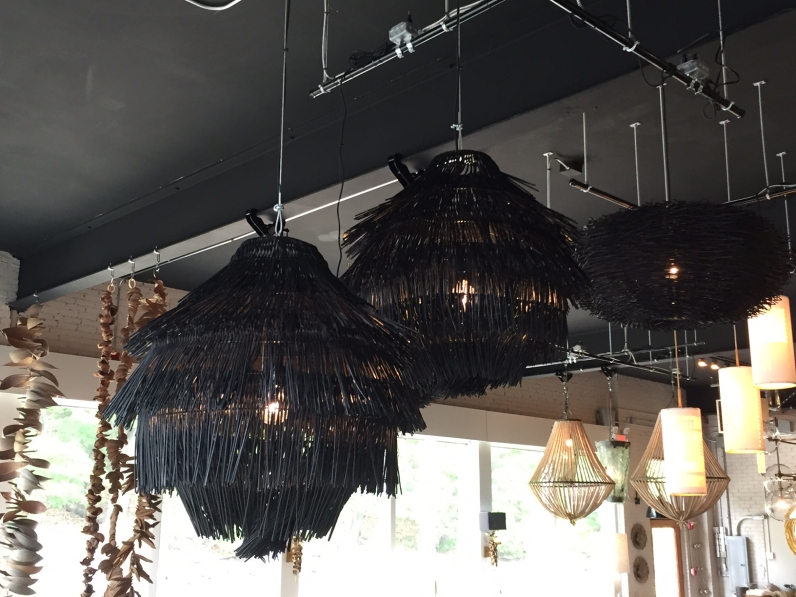 wicker fringe light 2