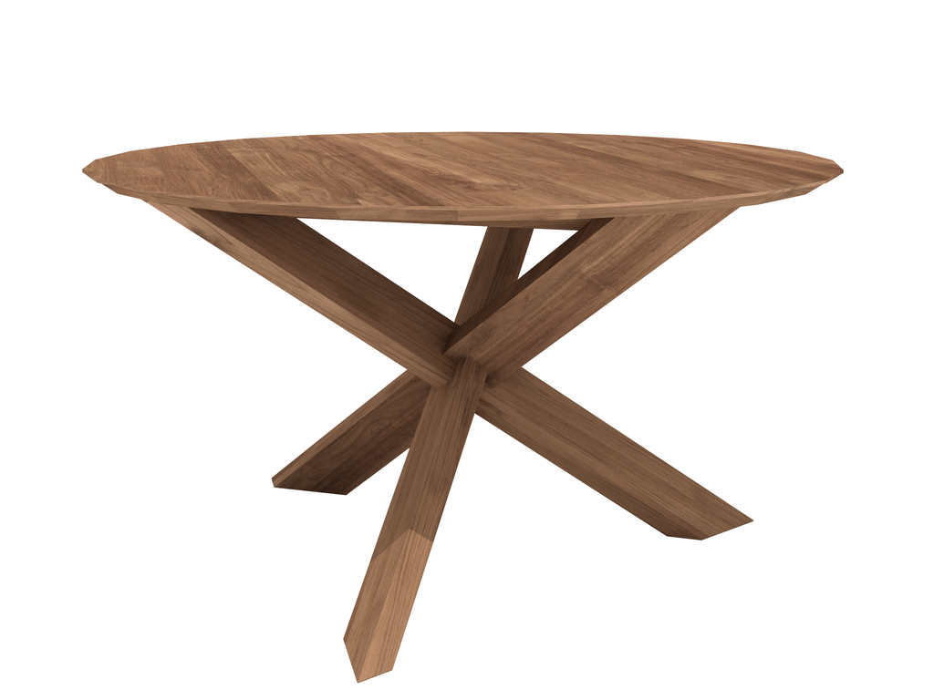 TGE-C10165 Circle dining table - 136x136x76_p (1)