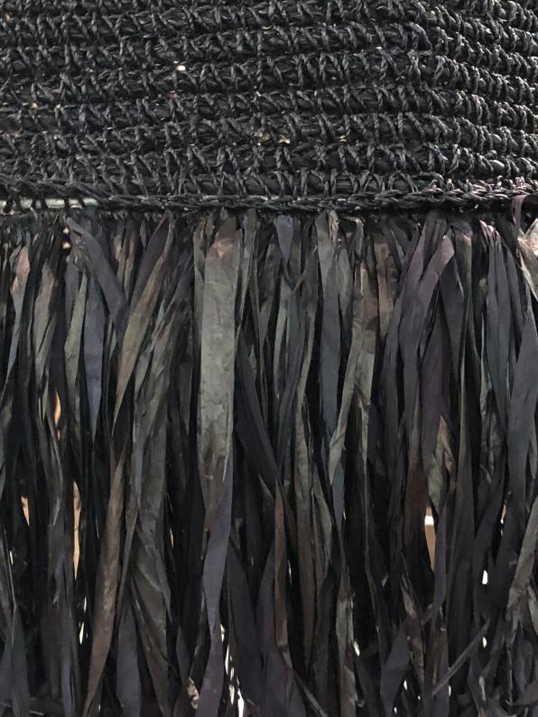 light shade-black fringe detail-tx-artefacthome